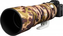 easyCover Lens Oaks Protect for Sony FE 200-600mm f/5.6-6.3 G OSS (Brown camouflage)