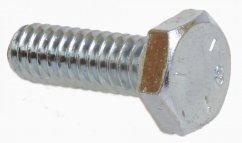 """forDSLR Hex Bolts Stainless steel 1/4"""", Threaded Shank 19 mm"""