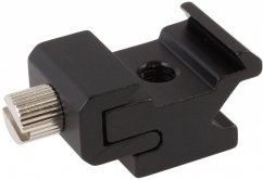 """forDSLR Cold Shoe Adapter for Speedlite with 1/4"""" Female Thread"""