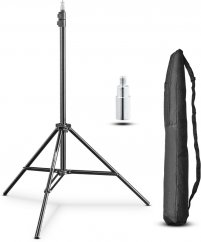Walimex pro WT-803 Light Stand 200cm with Bag and Adapter