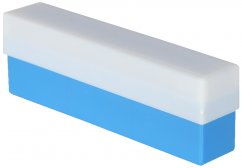 AP KB- box for diapositives 5x5x2,7 cm with 3 compartments