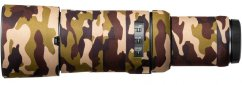 easyCover Lens Oaks Protect for Canon RF 600mm f/11 IS STM (Brown camouflage)