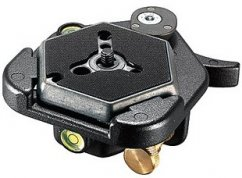 Manfrotto 625 RC0 Hexagonal Quick Release Adapter Set