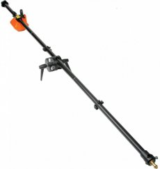 Manfrotto 024B, Black Light Boom (Stand Not Included)