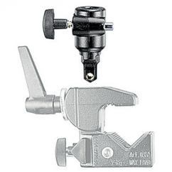 Manfrotto 335AS, Additional Socket for Super Clamp