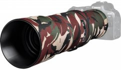 easyCover Lens Oaks Protect for Canon RF 600mm f/11 IS STM (Green camouflage)