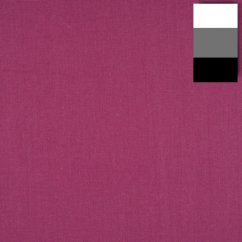 Walimex Fabric Background (100% cotton) 2.85x6m (Rose)