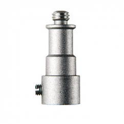 """Manfrotto 182, 16mm Male Adapter 3/8"""" to 5/8"""" stud"""