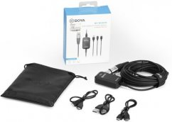 BOYA BY-BCA70 Audio Adapter for XLR Microphones to Mobile Device