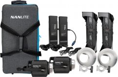 Nanlite Set Forza 500, 2x Forza 500 and Carrying Case