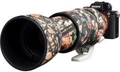 easyCover Lens Oaks Protect for Sony FE 100-400mm f/4.5-5.6 GM OSS (Forest camouflage)