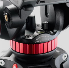 Manfrotto MVH502AH, 502 Fluid video Head with flat base