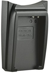 Jupio Charger Plate on Single or Dual Charger for Canon NB-12L