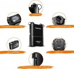 Walimex pro Power Porta 5800 External Battery for Canon System Flashes