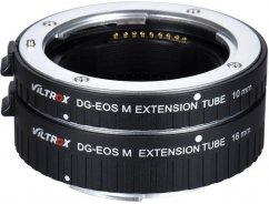 Viltrox 10/16mm Macro Extension Tube Kit for Canon EOS M