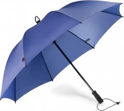Walimex pro Swing Handsfree Umbrella with Carrier System (Navy Blue)