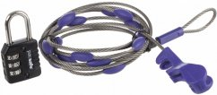 Pacsafe Wrapsafe, safety cable 250cm