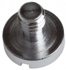 """forDSLR Screw 1/4"""" for Quick Release Plates, Lenght 13 mm"""