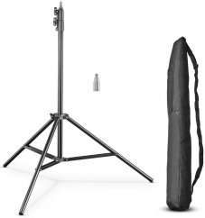 Walimex pro FT-8051 Light Stand 260cm with Spring Damping