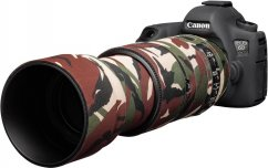 easyCover Lens Oaks Protect for Sigma 100-400mm f/5-6.3 DG OS HSM Contemporary (Green camouflage)