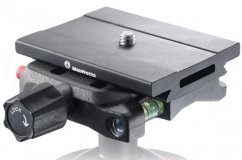 Manfrotto MSQ6, Q6 Top Lock quick release adaptor, complete with