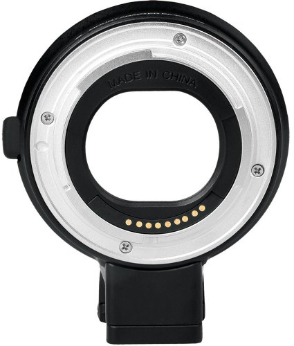 Viltrox EF-EOS M Lens Mount Adapter for Canon EF/EF-S-Mount Lens to Canon EF-M Mount Camera