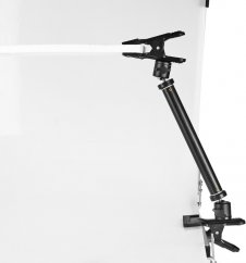 Walimex Holding Arm 35cm with 2 Studio Clips