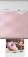 Canon SELPHY Square QX10 Compact Photo Printer Pink