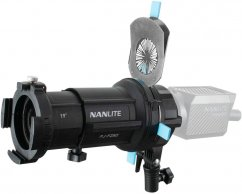 Nanlite Projector Mount for Forza 60 and 60B (19°)