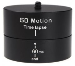 Go Motion 360 Time Lapse 360° Rotary Mount, Duration 60 minutes