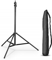Walimex pro FW-806 AIR Light Stand with Air Damping, 280cm